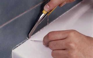 Чем отмыть (растворить) силиконовый герметик