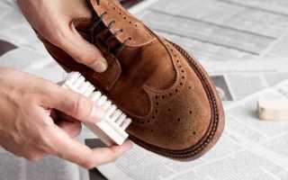 Как почистить замшевые сапоги в домашних условиях от грязи