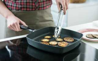 Как очистить антипригарную сковороду от нагара