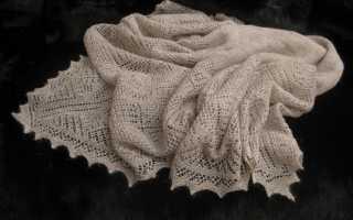 Как стирать пуховую шаль а домашних условиях и высушить