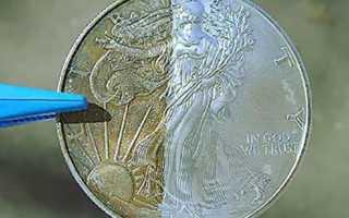 Чистка монет в домашних условиях быстро и эффективно