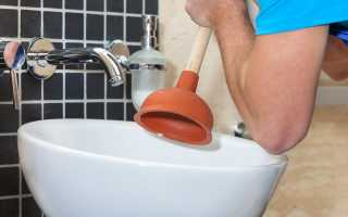 Промывка канализации, устранить засор: средство