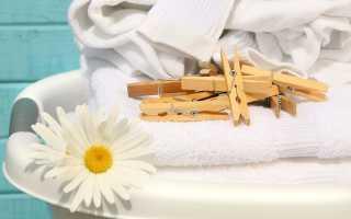 Отбелить белую блузку от серости в домашних условиях