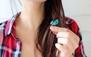 Как отлепить жевательную резинку не повредив волосы