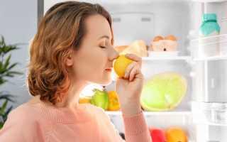 Как убрать неприятный запах из холодильника  своими руками