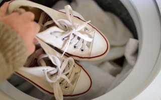 Как отмыть белые кроссовки от въевшейся грязи в домашних условиях
