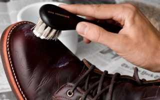 Как правильно сушить и чистить обувь: кожа, нубук