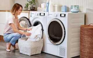 Как убрать запах из стиральной машины в домашних условиях