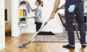 Как бороться с пылью в квартире: строительная