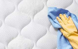 Как убрать (отстирать) кровь с матраса в домашних условиях