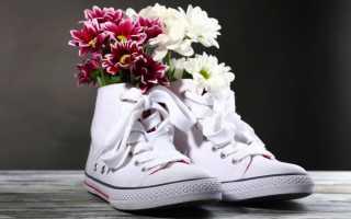Как убрать запах из кроссовок: вручную, быстро