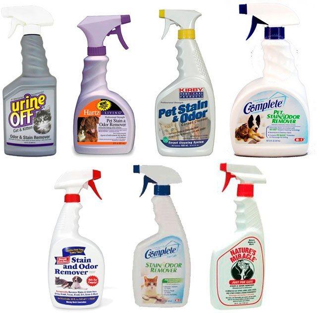 Средства для удаления запаха