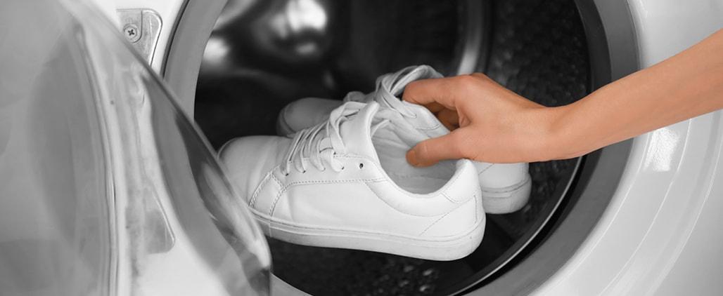 Стирать обувь