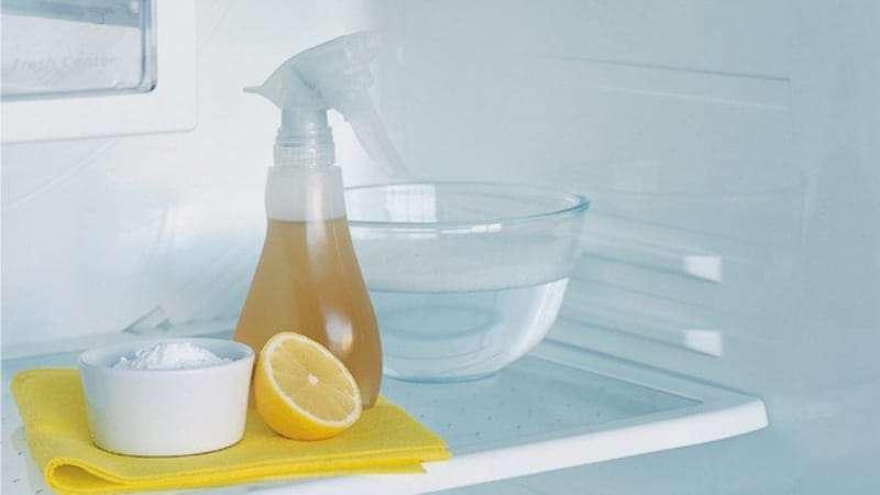 Распространенные средства для удаления запаха