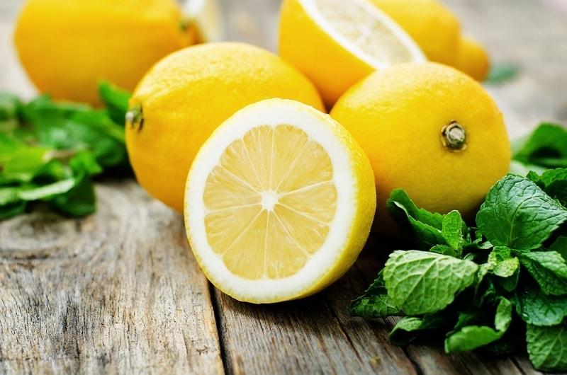 Лимон для удаления пятен крови