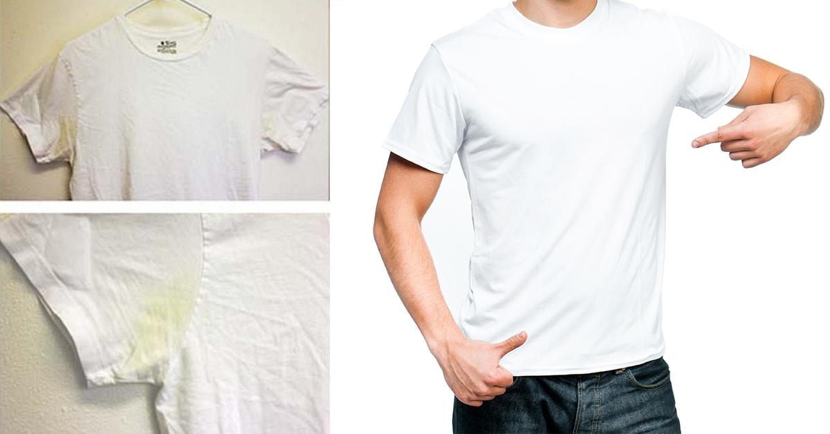 Как убрать желтизну с белой кофты все для швейного производства
