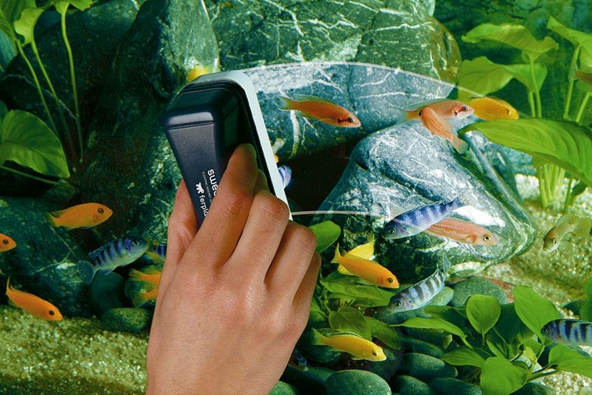Инструменты для чистки аквариума
