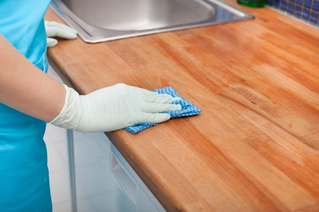 Средства для чистки столешницы