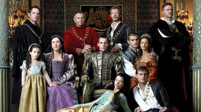 Лучшие исторические сериалы про королей